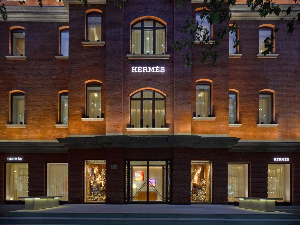 Hermes in China
