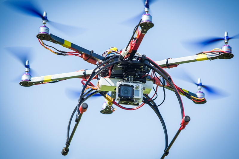 Drones market in China