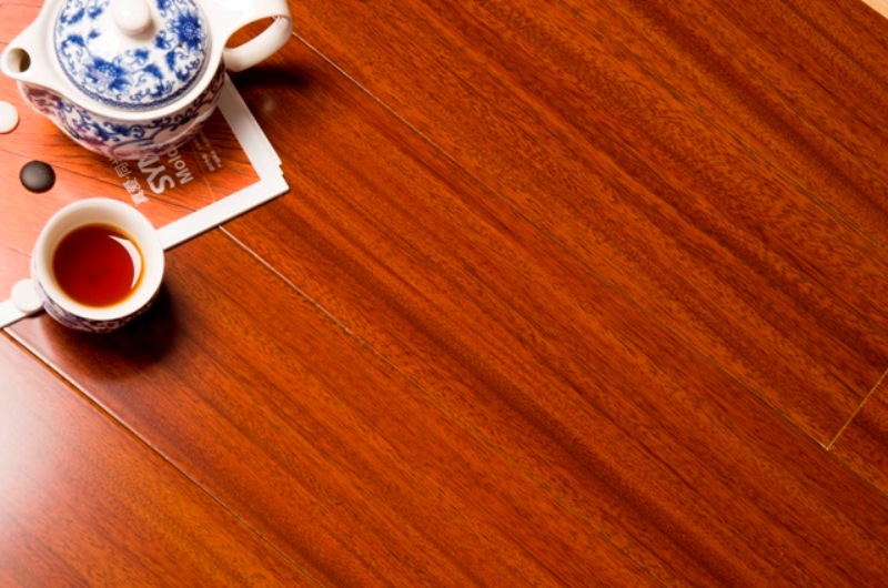 flooring industry in China