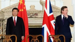Impacts of Brexit in China