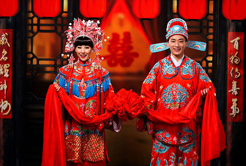 Chinese wedding industry