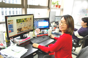 Lin Lu   Project Manager
