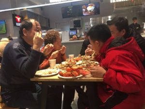 seafood restaurant in china
