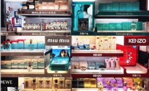 premium fragrance brands in the Chinese market
