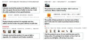 Chinese local lighters manufacturers