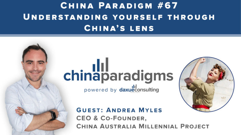 understanding yourself through China lens
