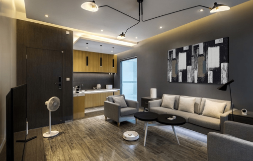 Smart home experience stores in China