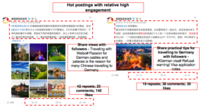 Chinese tourism in Germany