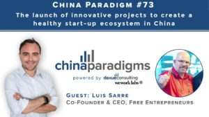Start-up ecosystem in China