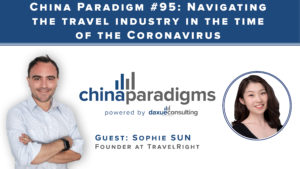 travel industry in the time of the Coronavirus