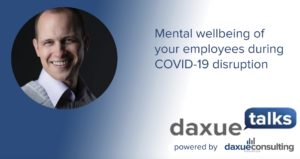 mental wellbeing of employees
