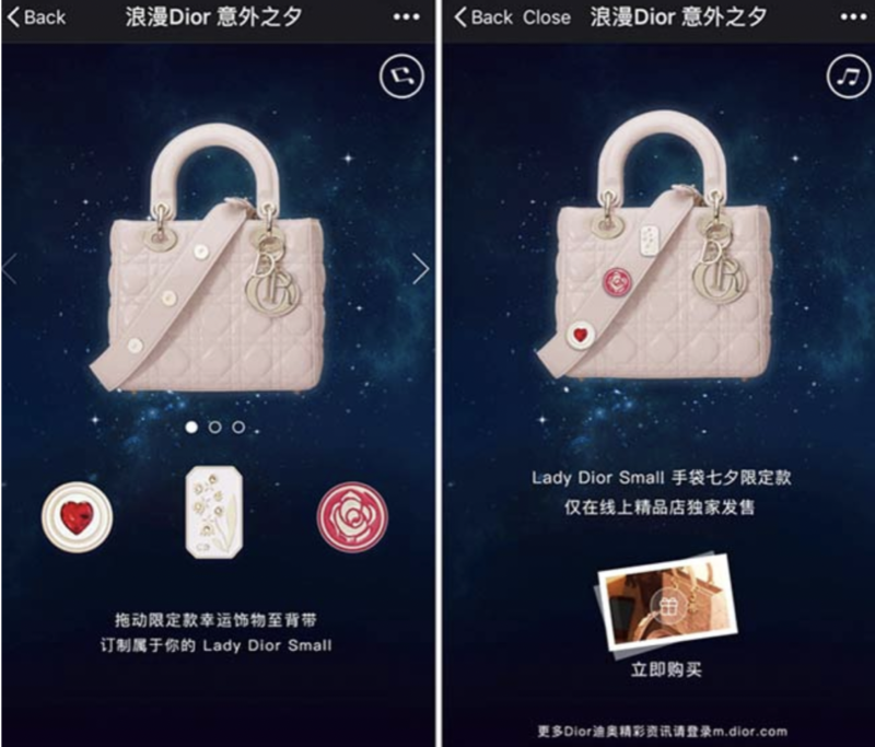 Lady Dior Small China Valentine Bag Sold Out Within Few Hours Via WeChat