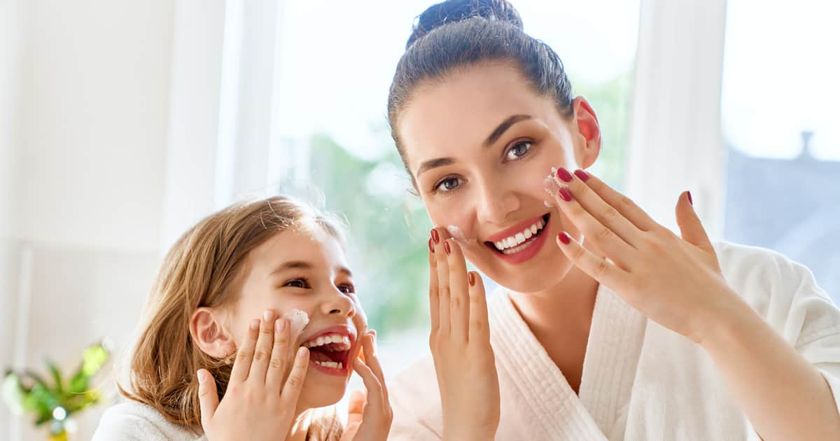 children and teen skincare market in China