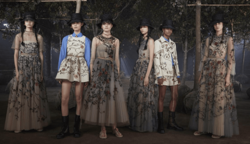 Dior China 2019 collection