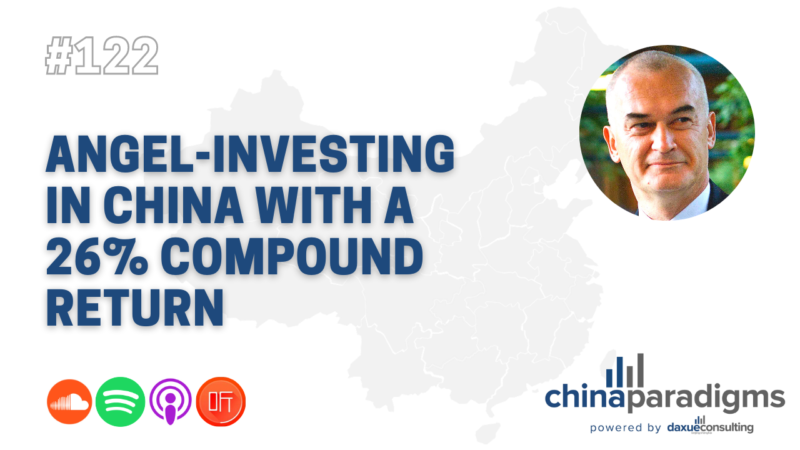 Angel-investing in China