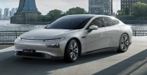 Xpeng or Xiaopeng Motors case study Chinese EV brand