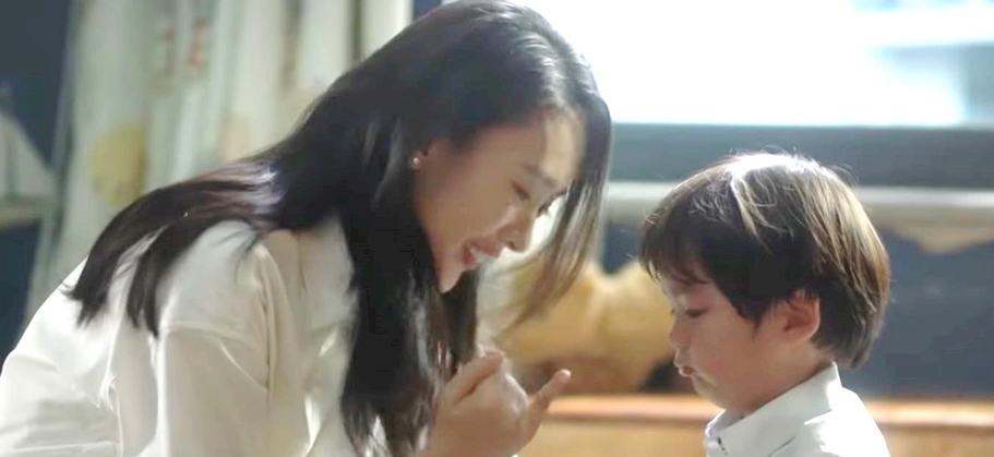 Gujia from the Chinese drama 'Nothing but Thirty' is a quintessential supermom