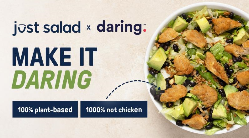 Just Salad and Daring have the right cards to become successful foreign sustainable food startups in China foreign sustainable food startups in China